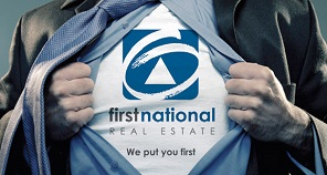 Contact First National Real Estate Lewis Prior